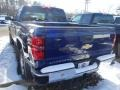 Blue Topaz Metallic - Silverado 1500 WT Crew Cab 4x4 Photo No. 2