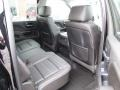 Jet Black Rear Seat Photo for 2014 GMC Sierra 1500 #90203111