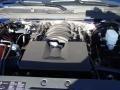 Blue Topaz Metallic - Silverado 1500 WT Crew Cab 4x4 Photo No. 11