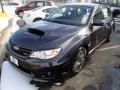 Dark Gray Metallic 2014 Subaru Impreza WRX Limited 5 Door