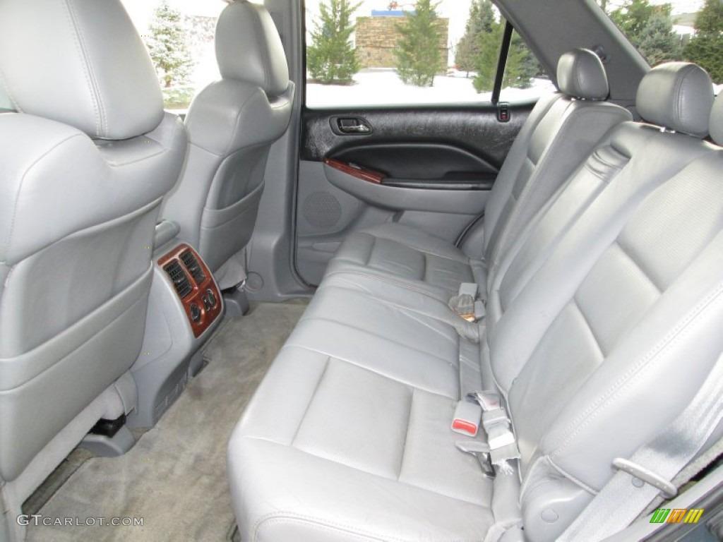 2004 acura mdx standard mdx model rear seat photo 90206258. Black Bedroom Furniture Sets. Home Design Ideas