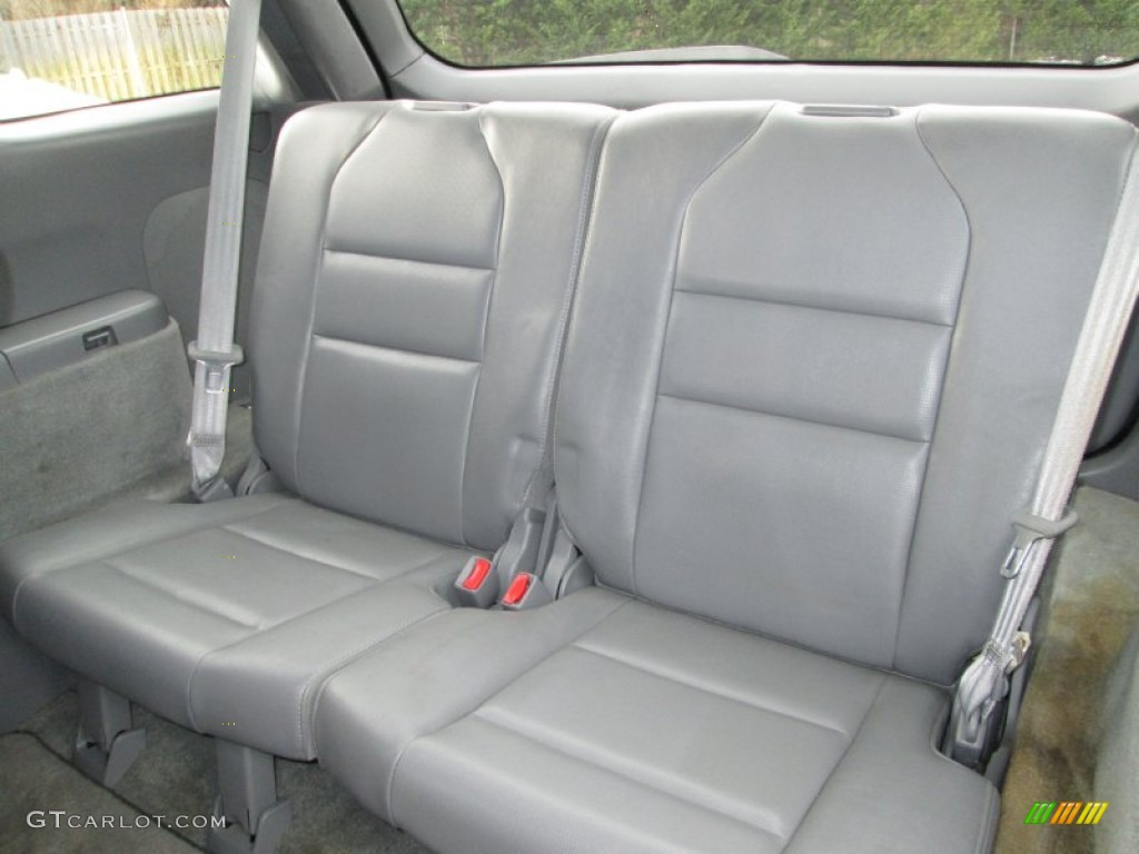 2004 acura mdx standard mdx model rear seat photo 90206309. Black Bedroom Furniture Sets. Home Design Ideas