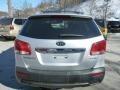 2011 Bright Silver Kia Sorento EX V6  photo #16