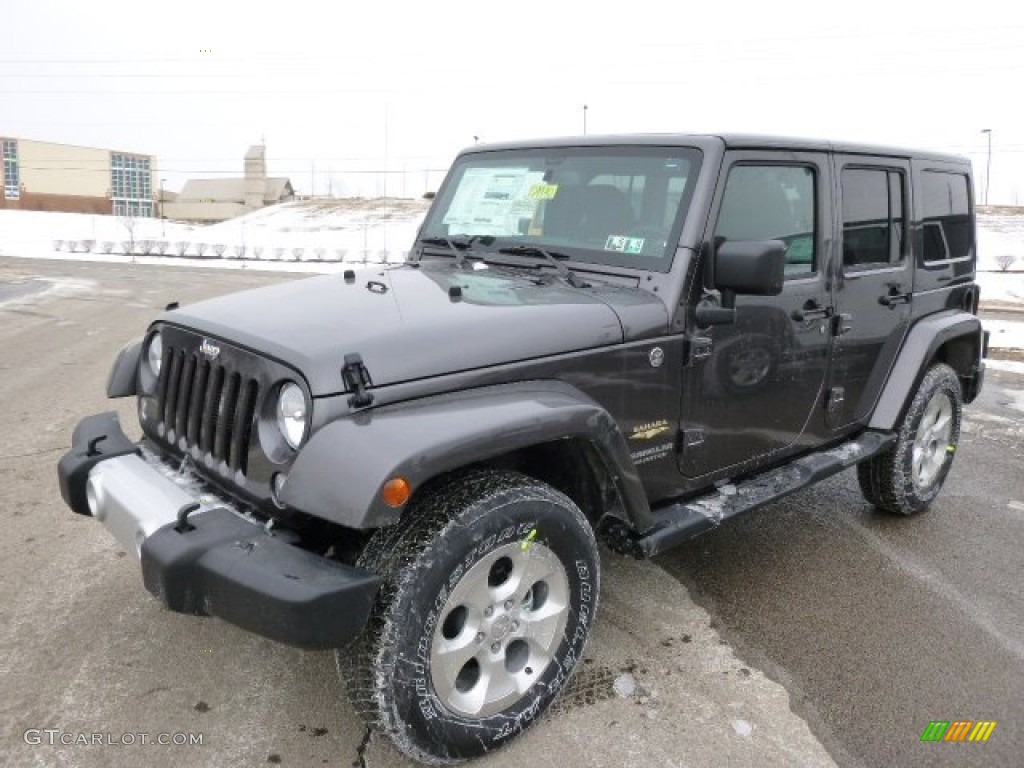 2014 jeep wrangler unlimited sahara 4x4 granite metallic color. Cars Review. Best American Auto & Cars Review