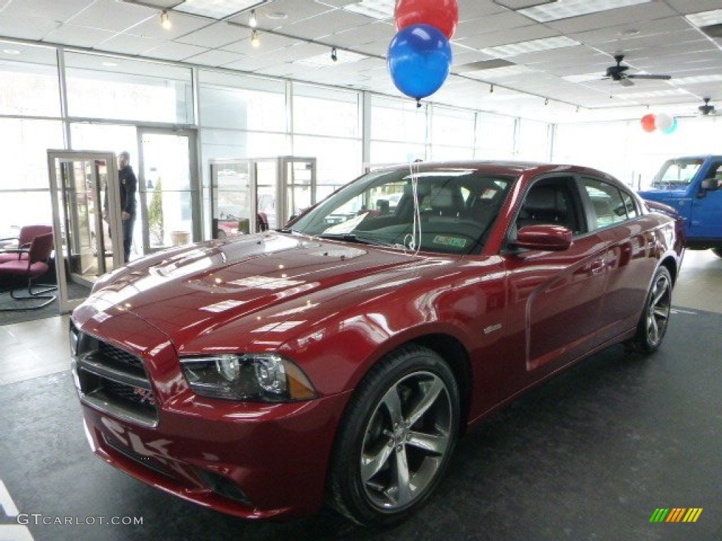 2014 high octane red pearl dodge charger r t plus 100th. Black Bedroom Furniture Sets. Home Design Ideas