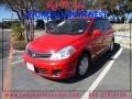Red Alert 2011 Nissan Versa 1.8 S Hatchback