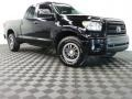Black 2010 Toyota Tundra TRD Rock Warrior Double Cab 4x4