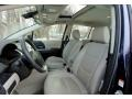 Front Seat of 2009 MAZDA5 Grand Touring