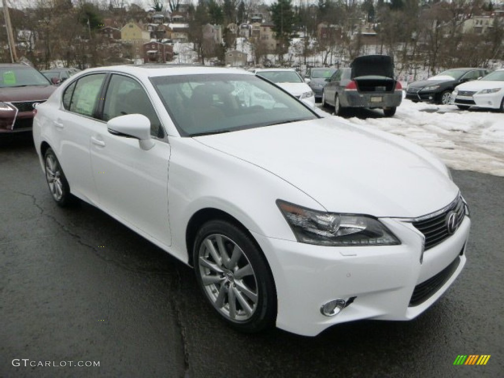 2014 starfire pearl lexus gs 350 awd 90269574 photo 6 car color galleries. Black Bedroom Furniture Sets. Home Design Ideas