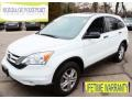 2011 Taffeta White Honda CR-V EX 4WD  photo #1