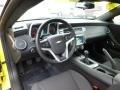 Black 2014 Chevrolet Camaro Interiors