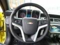 Black Steering Wheel Photo for 2014 Chevrolet Camaro #90283918