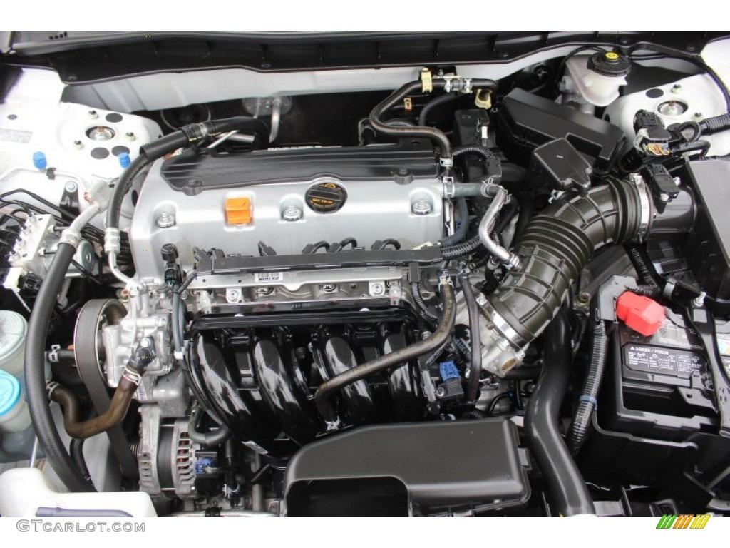2012 Honda Accord    SE    Sedan 24 Liter    DOHC    16Valve iVTEC 4 Cylinder    Engine    Photo  90287683