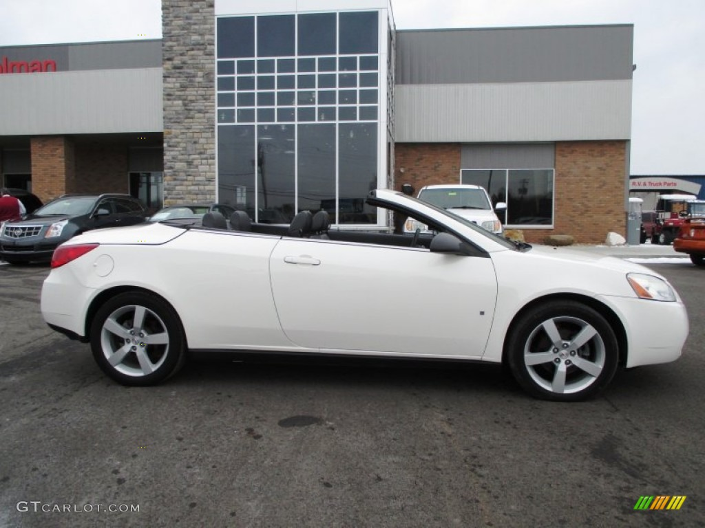 ivory white 2007 pontiac g6 gt convertible exterior photo 90300462. Black Bedroom Furniture Sets. Home Design Ideas