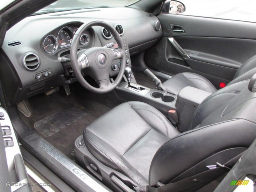 2007 Pontiac G6 Gt Convertible Interior Photo 90300585