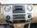 2014 Ford F250 Super Duty Adobe Interior Controls Photo