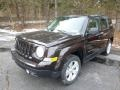 Rugged Brown Metallic 2014 Jeep Patriot Gallery