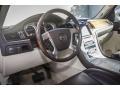 2010 Cadillac Escalade Cocoa/Light Linen Interior Prime Interior Photo