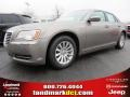 Pewter Grey Pearl Coat 2014 Chrysler 300