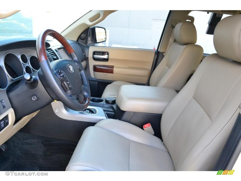 2013 toyota sequoia platinum 4wd interior color photos - Toyota sequoia interior dimensions ...