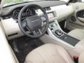 Almond/Espresso 2013 Land Rover Range Rover Evoque Interiors