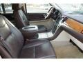 2009 Cadillac Escalade Cocoa/Very Light Linen Interior Interior Photo