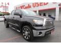 2013 Black Toyota Tundra SR5 TRD Double Cab  photo #1