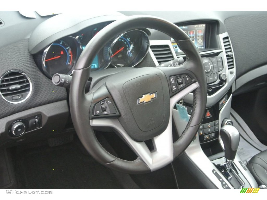 2013 chevrolet cruze lt rs steering wheel photos. Black Bedroom Furniture Sets. Home Design Ideas