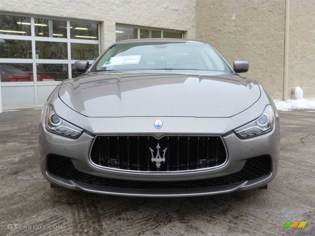 Grigio Grey 2014 Maserati Ghibli S Q4 Exterior Photo 90327366