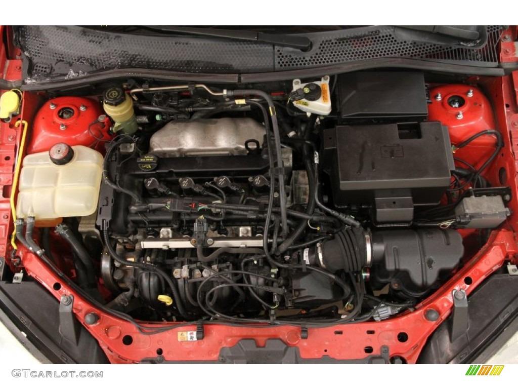 2006 Ford Focus Zx3 >> 2005 Ford Focus ZX4 ST Sedan 2.3 Liter DOHC 16-Valve Duratec 4 Cylinder Engine Photo #90332844 ...