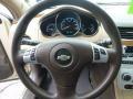 Cocoa/Cashmere Beige Steering Wheel Photo for 2008 Chevrolet Malibu #90333369