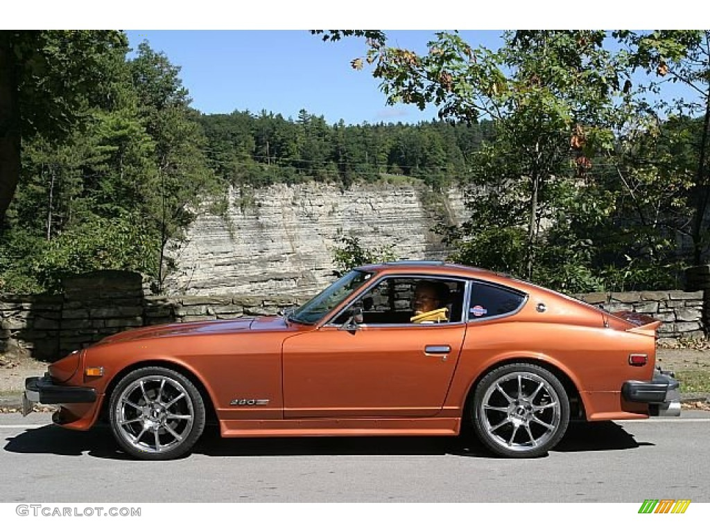 1976 Custom Copper Datsun 280Z #90335491 | GTCarLot.com ...