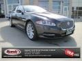 Stratus Grey Metallic 2011 Jaguar XJ XJ