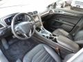 Charcoal Black Prime Interior Photo for 2013 Ford Fusion #90349458