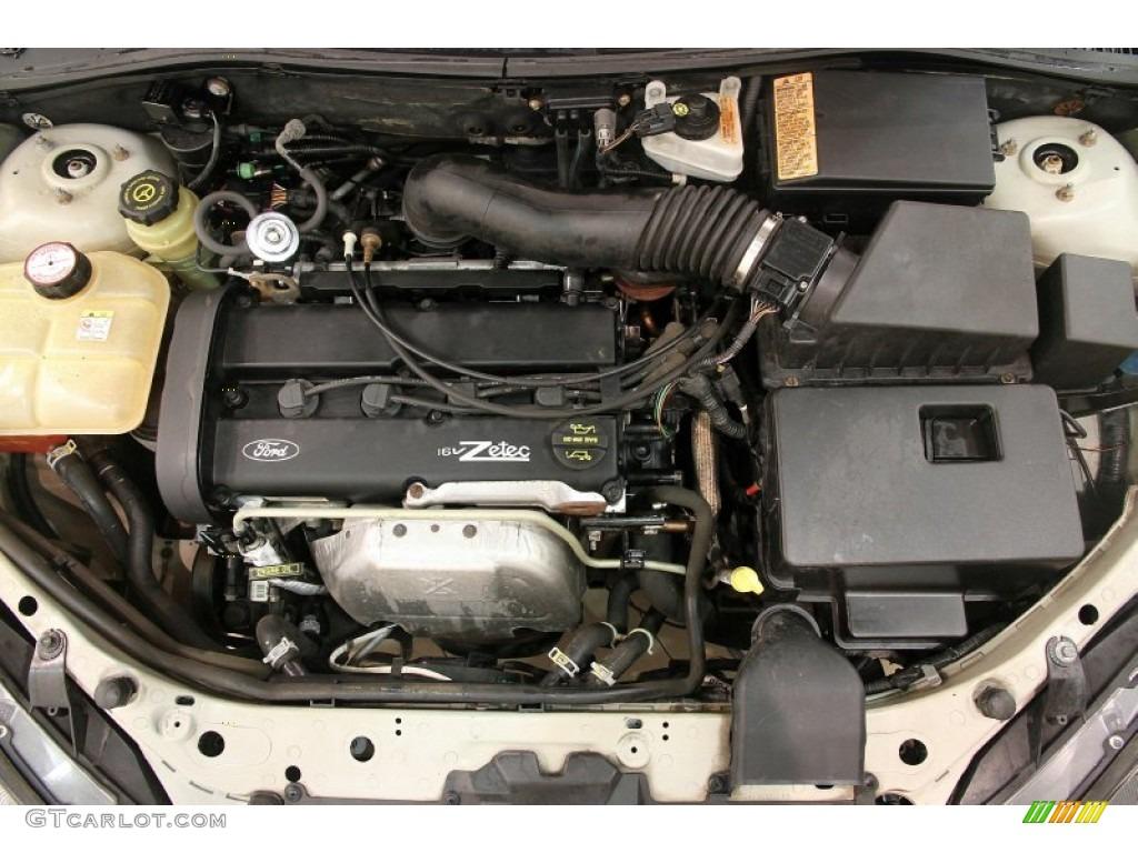 2003 ford focus zx3 coupe 2.0l dohc 16v zetec 4 cylinder ... 2001 ford 4 0l engine diagram #14