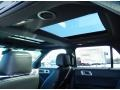 2014 Ford Explorer Charcoal Black Interior Sunroof Photo