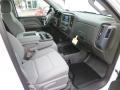 Jet Black/Dark Ash Interior Photo for 2014 Chevrolet Silverado 1500 #90363925