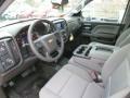 Jet Black/Dark Ash Prime Interior Photo for 2014 Chevrolet Silverado 1500 #90364029