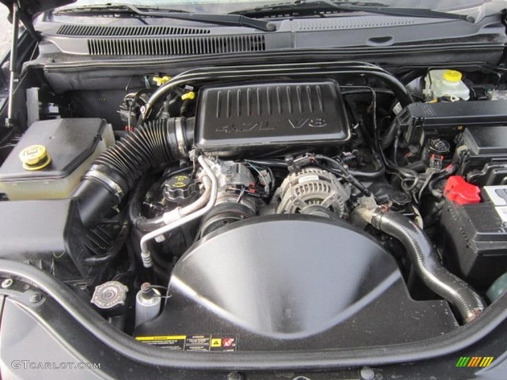 2005 Jeep Grand Cherokee Limited Engine Photos | GTCarLot.com