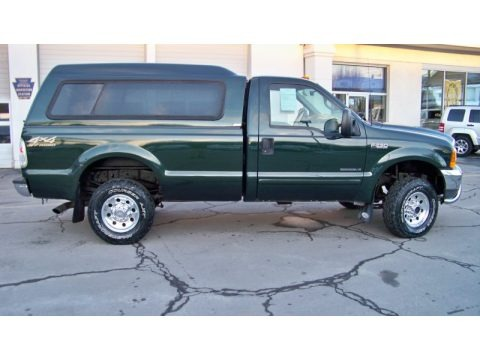 2001 ford f250 super duty xl regular cab 4x4 data info and specs. Black Bedroom Furniture Sets. Home Design Ideas