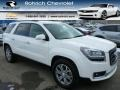 Summit White 2013 GMC Acadia Gallery