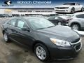 Ashen Gray Metallic 2014 Chevrolet Malibu LT