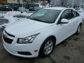 Summit White 2014 Chevrolet Cruze Gallery