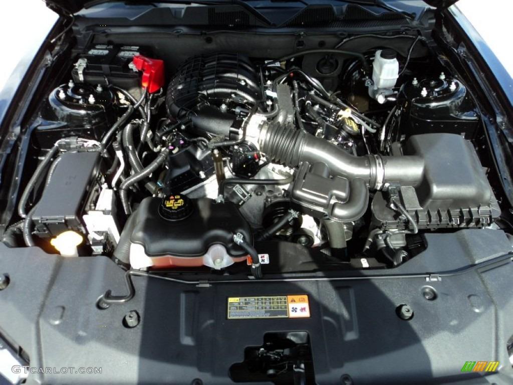 2013 ford mustang v6 coupe engine photos. Black Bedroom Furniture Sets. Home Design Ideas