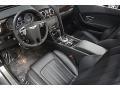 2013 Continental GTC V8 Beluga Interior