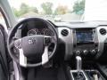 2014 Toyota Tundra Black Interior Dashboard Photo