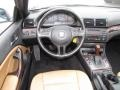 Dashboard of 2002 3 Series 325i Convertible