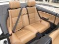 Rear Seat of 2002 3 Series 325i Convertible