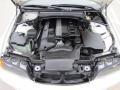 2002 3 Series 325i Convertible 2.5L DOHC 24V Inline 6 Cylinder Engine