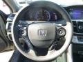 Black Steering Wheel Photo for 2014 Honda Accord #90414219
